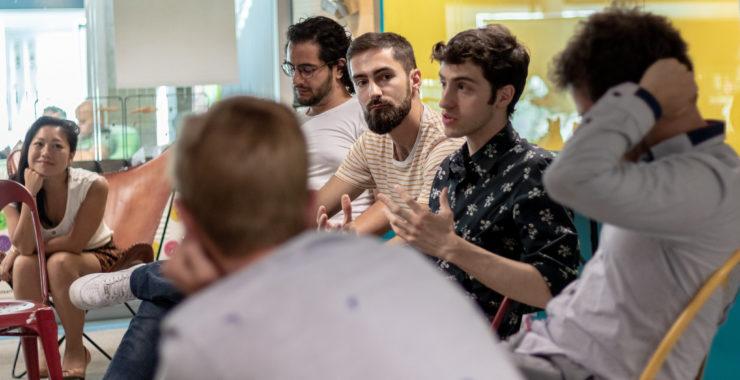 Entrepreneurs du programme Startup