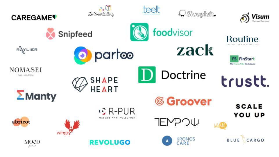 Logo Alumni Startup Schoolab incubateur accélérateur