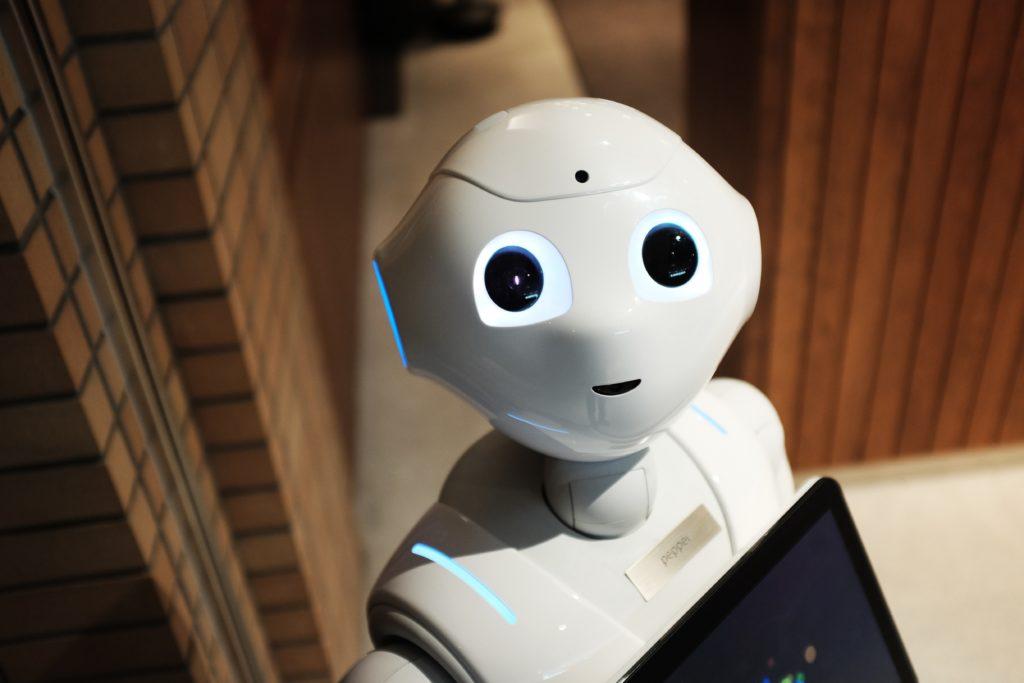 Breakthrough Innovation - Humanoid Welcome Robot