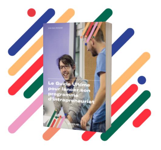 livre blanc innovation intrapreneuriat programme d'Intrapreneuriat
