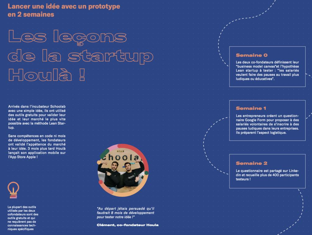 lancer sa start-up grâce au prototyage rapide exemple