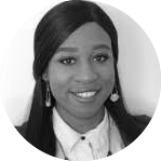 Naomie Woumeni, étudiante à l'ESCP, participante au programme étudiant de l'ESCP et Astra Zeneca